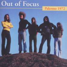 Out Of Focus: Palermo 1972, CD