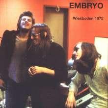 Embryo: Wiesbaden 1972, CD
