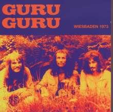 Guru Guru: Wiesbaden 1973, CD
