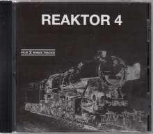 Reaktor 4: Pannschüppenczewski, CD