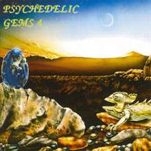 Psychedelic Gems 4, CD