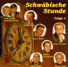 Schwäbische Stunde Folge 1, CD