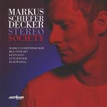 Markus Schieferdecker: Stereo Society, CD