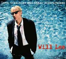 Will Lee: Love, Gratitude & Other Distractions, CD