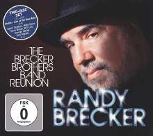 Randy Brecker (geb. 1945): The Brecker Brothers Band Reunion, 2 LPs und 1 DVD