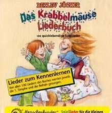 Detlev Jöcker:Das Krabbelmäuse Liederbuch, CD