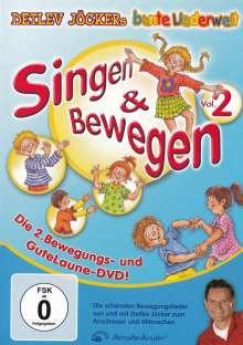 Detlev Jöcker: Singen & Bewegen Vol. 2, DVD