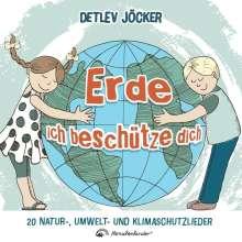 Detlev Jöcker: Erde, ich beschütze dich, CD