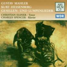 Kurt Hessenberg (1908-1994): Lieder eines Lumpen op.81 (nach W.Busch), CD
