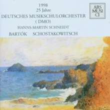 25 Jahre Deutsches Musikschulorchester, CD