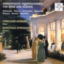 Christian Hommel,Oboe, CD
