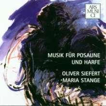 Musik für Posaune & Harfe, CD