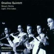 Orsolino Quintett, CD