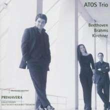 Atos Trio, CD