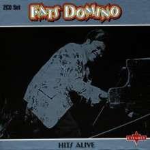 Fats Domino: Hits Alive / 2Cd, 2 CDs