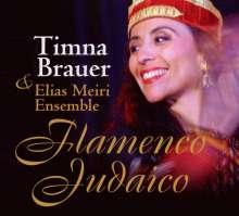 Timna Brauer: Flamenco Judaico, CD
