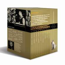 Meister Singer - Magische Momente des klassischen Gesangs, 18 CDs