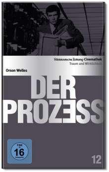 Der Prozess (1962) (SZ-Cinemathek Traum und Wirklichkeit), DVD
