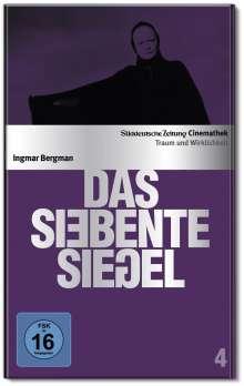 Das siebente Siegel (SZ-Cinemathek Traum und Wirklichkeit), DVD