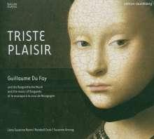 Triste Plaisir, CD