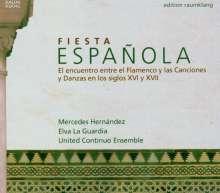 Flamenco & spanische Musik des 16./17.Jahrhunderts, CD