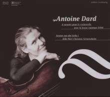 Antoine Dard (1715-1784): Sonaten für Cello & Bc Nr.1-6, CD