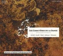 Les Caracteres de la Danse, CD