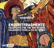 Ensemble Sequentia - Endzeitfragmente, CD