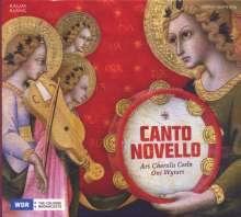 Ars Choralis Coeln - Canto Novello: Maria, CD