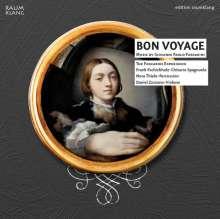 Giovanni Paolo Foscarini: Instrumentalmusik - Bon Voyage, CD