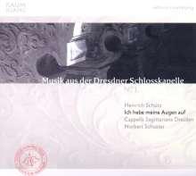 Musik aus der Dresdner Schlosskapelle Nr.1, CD