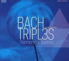 Johann Sebastian Bach (1685-1750): Orchestersuite Nr.4 (Frühversion ohne Trompeten & Pauken), CD
