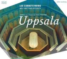 Les Cornets Noirs - Schätze aus Uppsala, CD