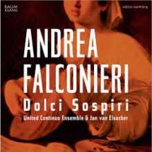 Andrea Falconieri (1585-1656): Dolci sospiri, CD