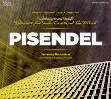 Violinkonzerte aus Dresden, CD