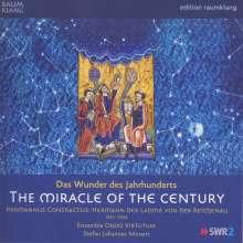 The Miracle of the Century - Hermannus Contractus (Hermann der Lahme von der Reichenau), CD