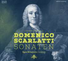 Domenico Scarlatti (1685-1757): Cembalosonaten, 2 CDs