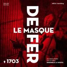 Le Masque De Fer 1703, CD