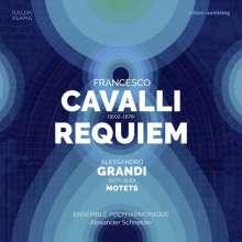 Francesco Cavalli (1602-1676): Requiem (Missa pro defunctis), CD