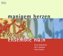 Ensemble n:un - Manigem Herzen, CD