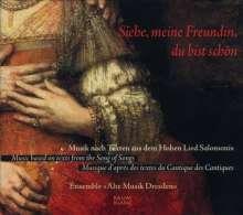 Musik nach Texten aus dem Hohen Lied Salomonis, CD