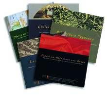 Bibliotheca Cygneana - Musik aus den Quellen der Zwickauer Ratsschulbibliothek (Exklusiv für jpc), 5 CDs