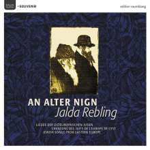 Jalda Rebling - An alter Nign, CD
