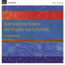 Birgitta von Schweden (1303-1373): Cantus sororum (Ausz.), CD