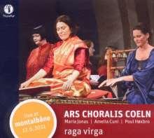 Ars Choralis Coeln - Raga Virga, CD