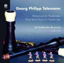 Georg Philipp Telemann (1681-1767): Kammermusik für Hautboisten, CD