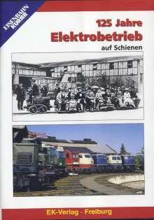 125 Jahre Elektrobetrieb, DVD