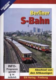 Berliner S-Bahn - Abschied von den Altbauzügen, DVD