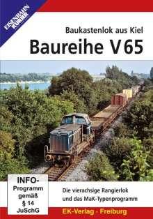 Die Baureihe V 65 - Baukastenlok aus Kiel, DVD