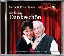 Gerda Steiner: Ein kleines Dankeschön (30 Jahre Jubiläumsedition), CD
